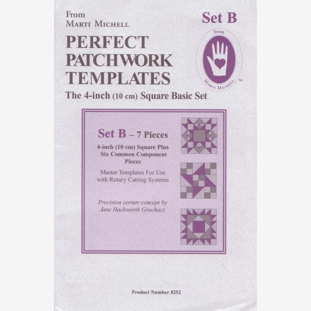 Perfect patchwork Set B