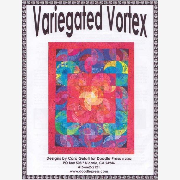 Variegated Vortex (incl. skabeloner)