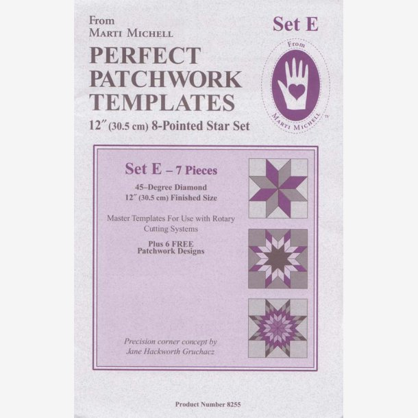 Perfect patchwork Set E