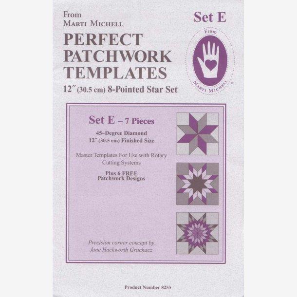 Perfect patchwork Set E