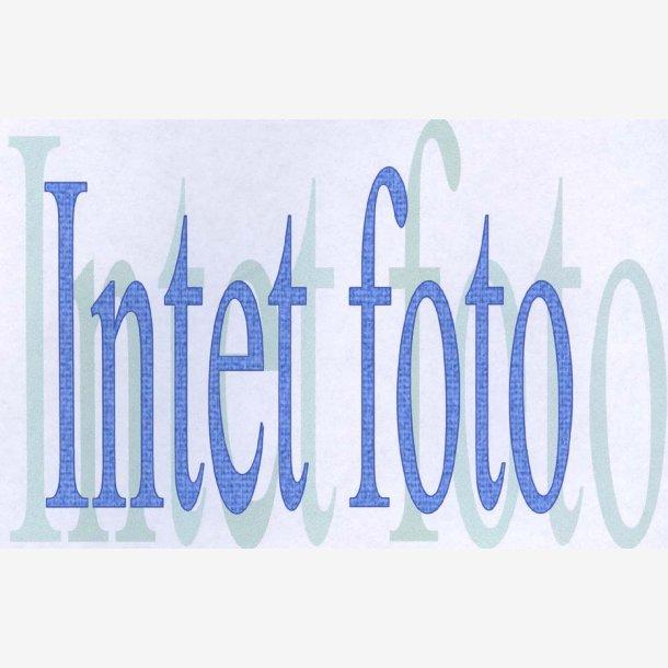 Bredt bomuld/polyester mellemfoer - 240 cm