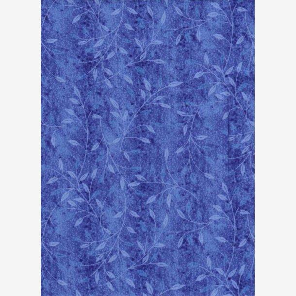 Blå tone-i-tone kviste