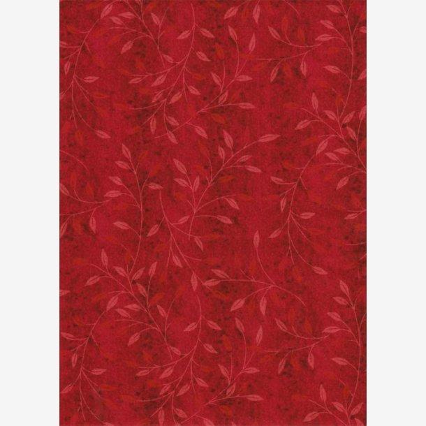 Røde tone-i-tone kviste