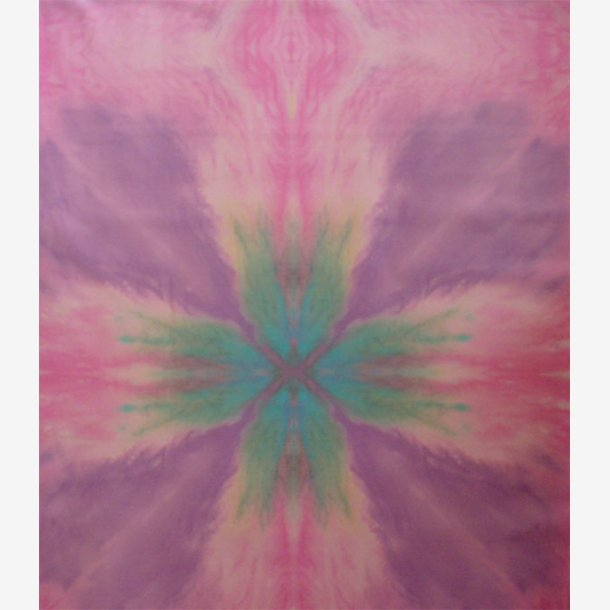 Symmetri I/pastelfarver