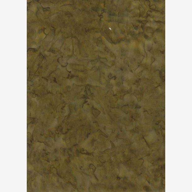 Olivengrøn batik