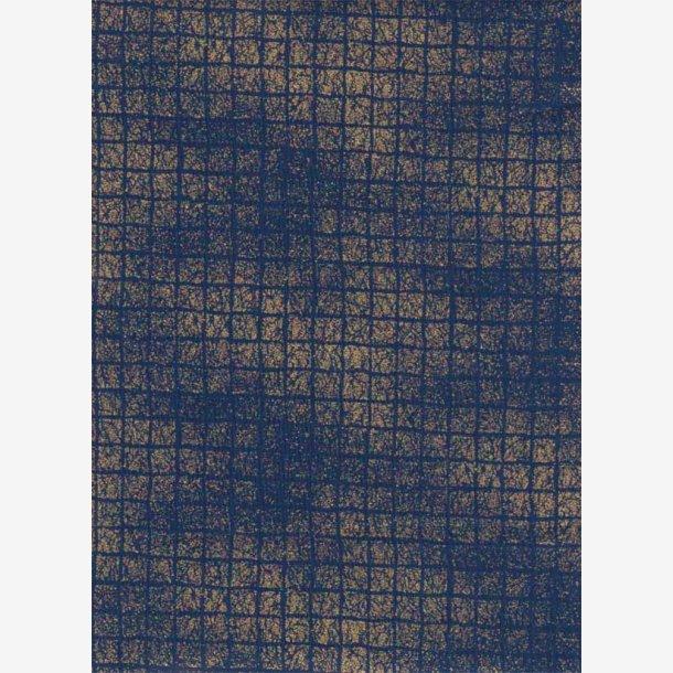 'Guld'-tern på blå