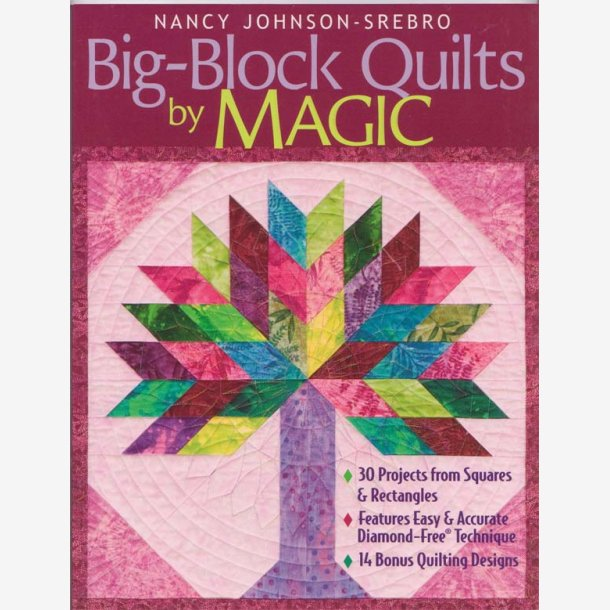 Big-Block Quilts by Magic