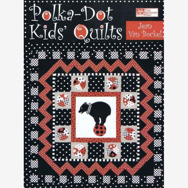 Polka-Dot Quilts for Kids