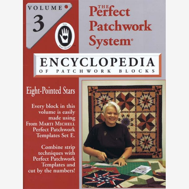 Encyclopedia of Patchwork Blocks, vol 3