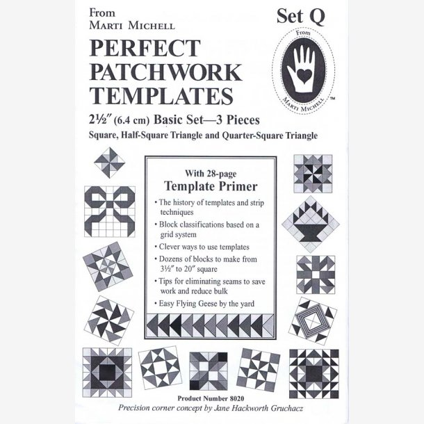 Perfect patchwork Set Q