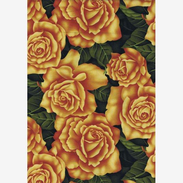 Roser - gul/gylden