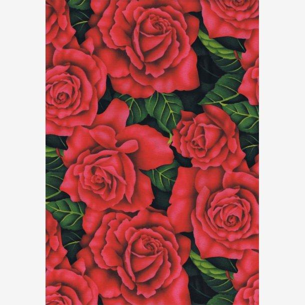 Roser - rød