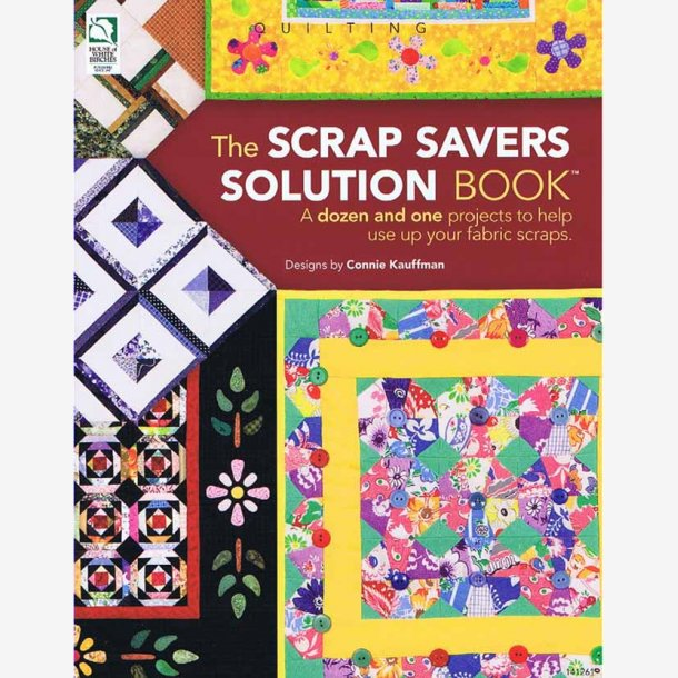 Scrap Savers Solution Book