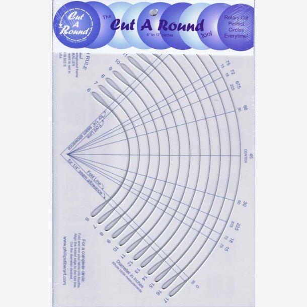 Cirkel-lineal - 6 - 17