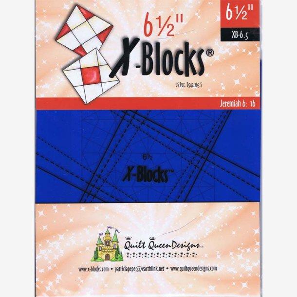 6 1/2'' X-block