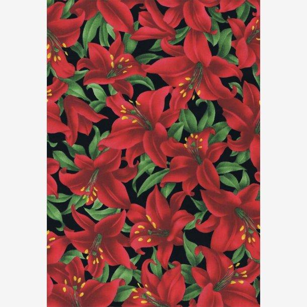 Røde liljer