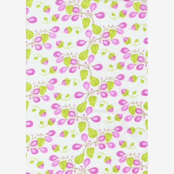 Pink blomsterknopper