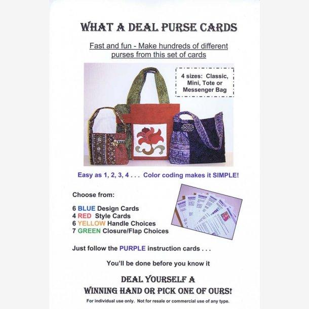 Purse cards