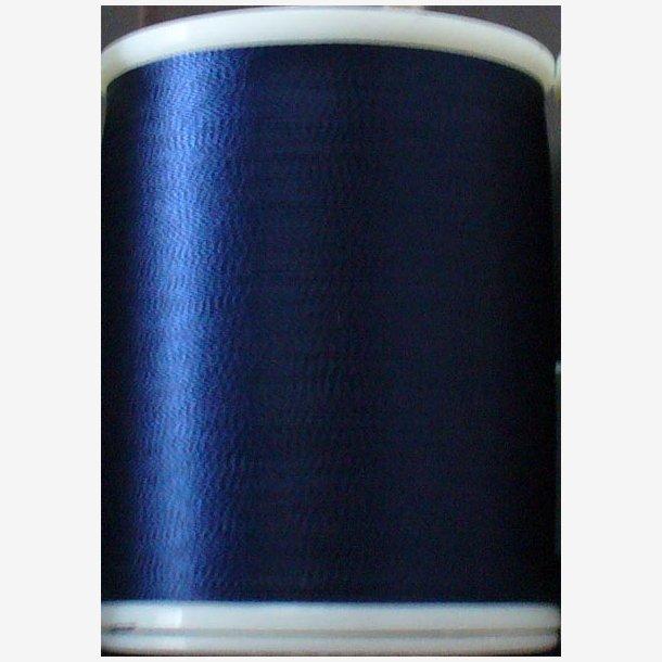 Mørk blå undertråd (ca. 1.380 m)
