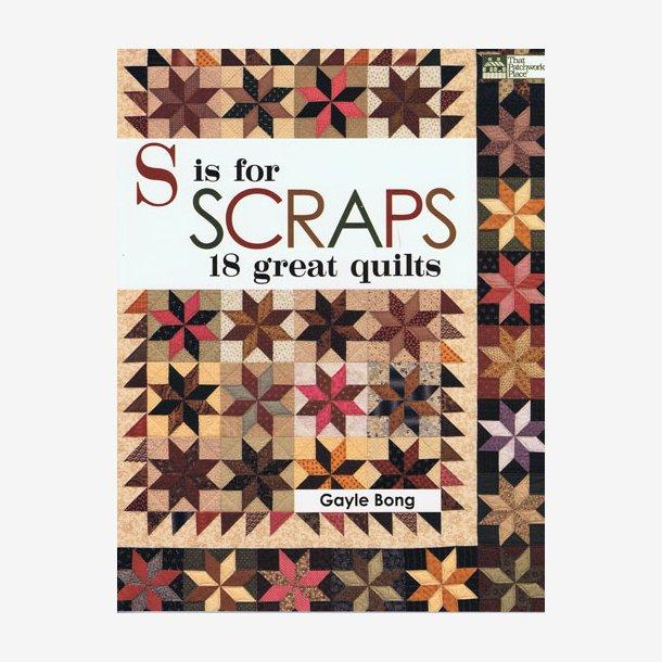 S is for Scraps