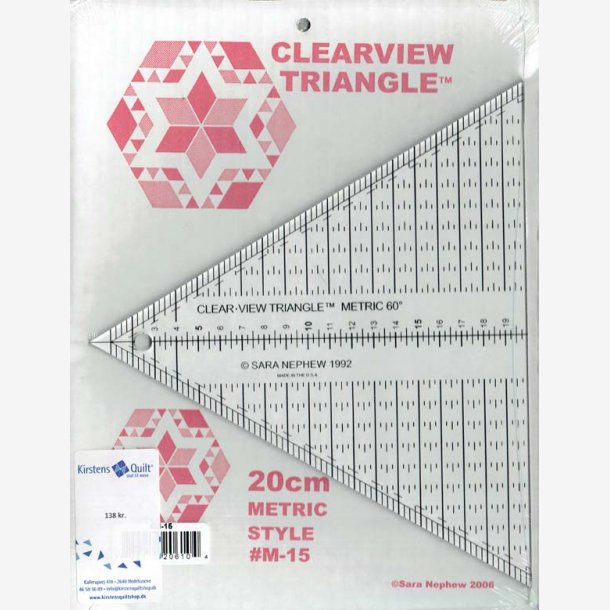 Clearview Triangle - metric