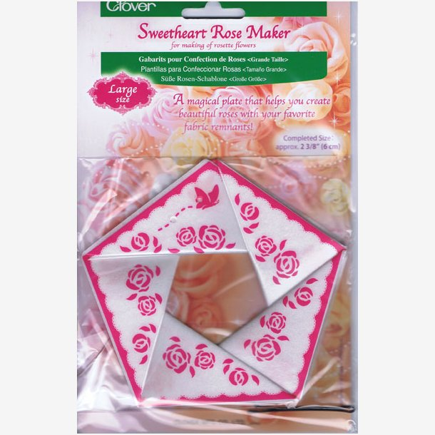 Sweetheart Rose Maker - stor