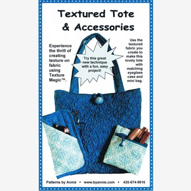 Texture Tote & Accessories