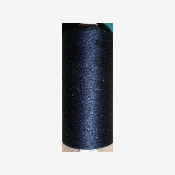 Bomuldstråd - marineblå