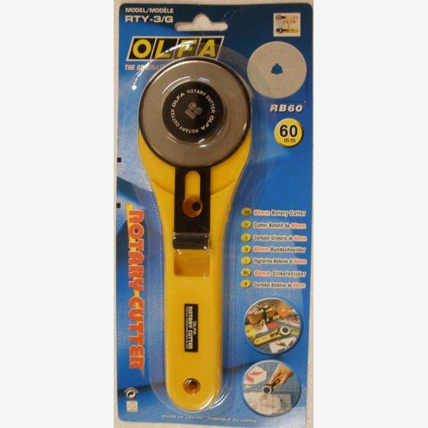 60 mm skærehjul - Olfa