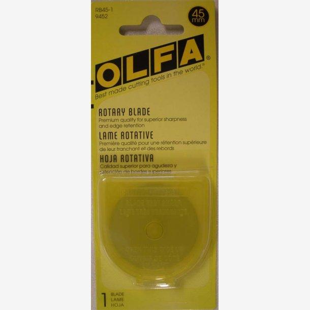 Skæreblad - Olfa 45 mm