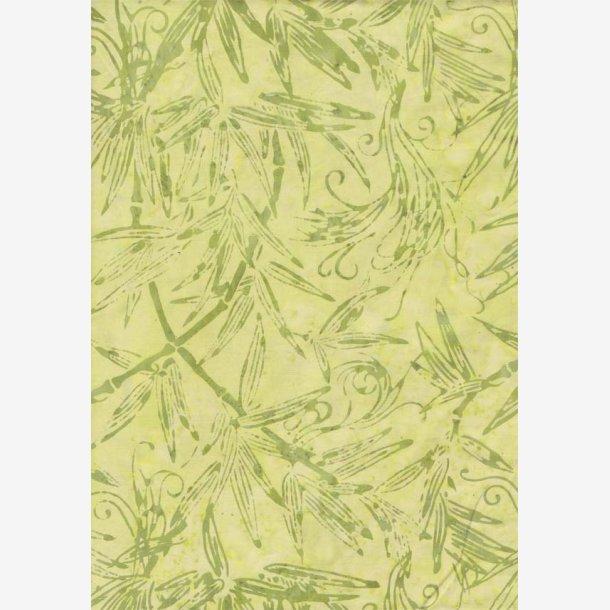 Grønne bambus (batik)