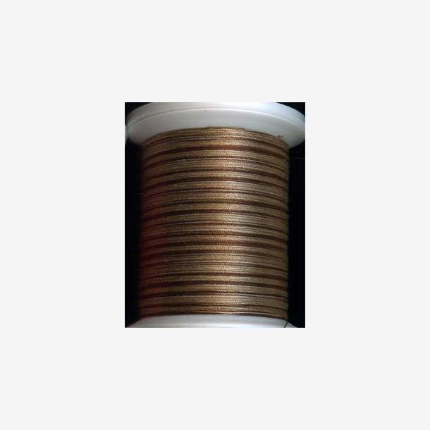 Maskinquiltetråd - chokoladefarvede nuancer