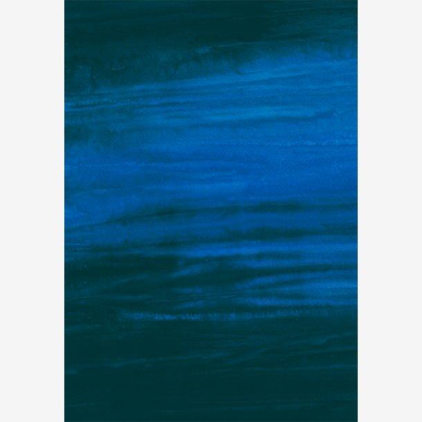 Batik-striber - Ocean