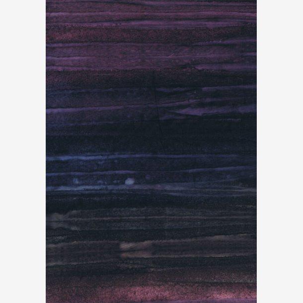 Batik-striber - Amethyst