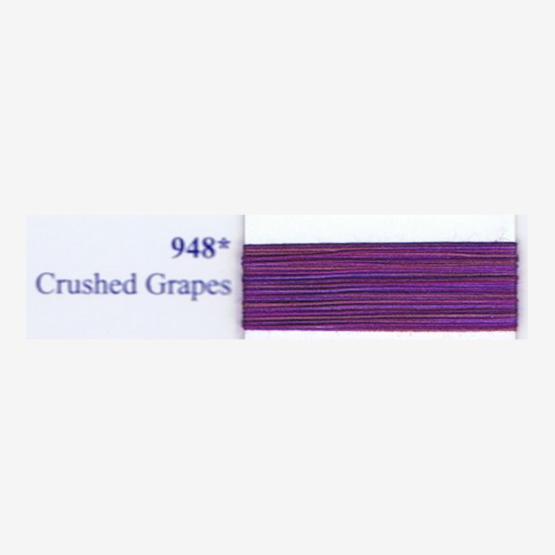 Crushed Grapes