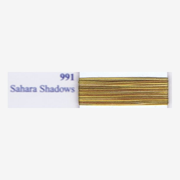 Sahara Shadows