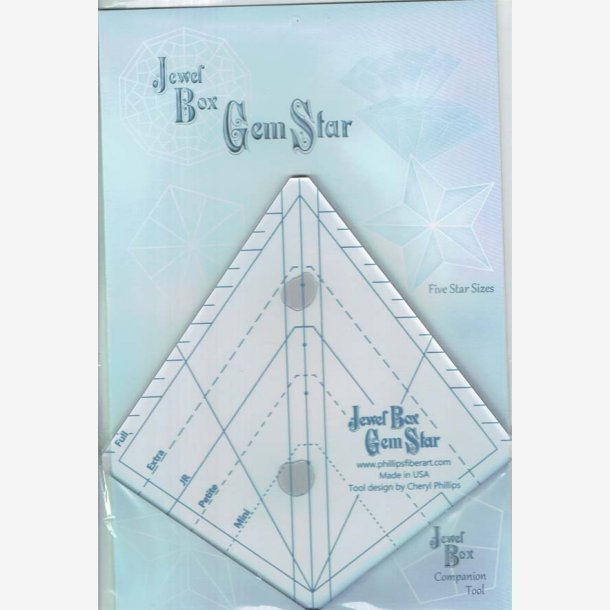 Jewel Box Gem Star - Star Maker