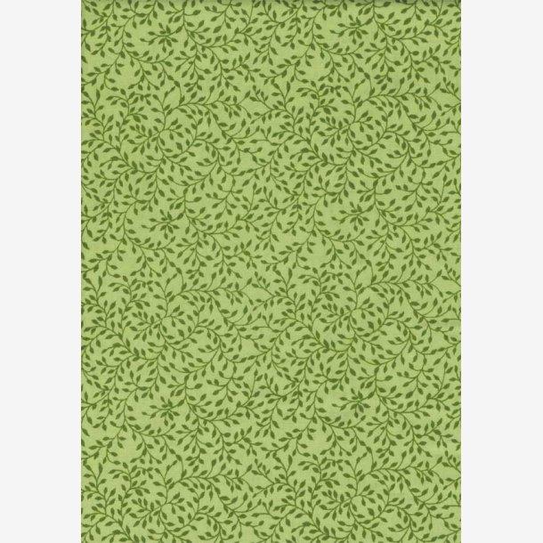 Lysegrønne tone-i-tone kviste