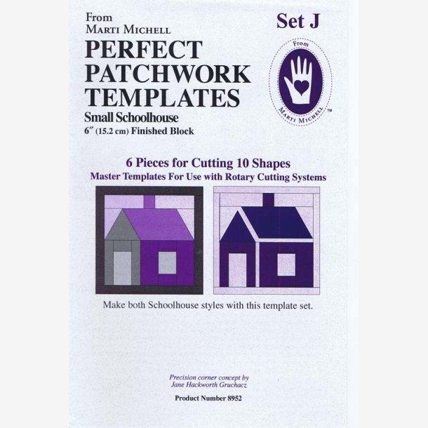Perfect patcwork Set J