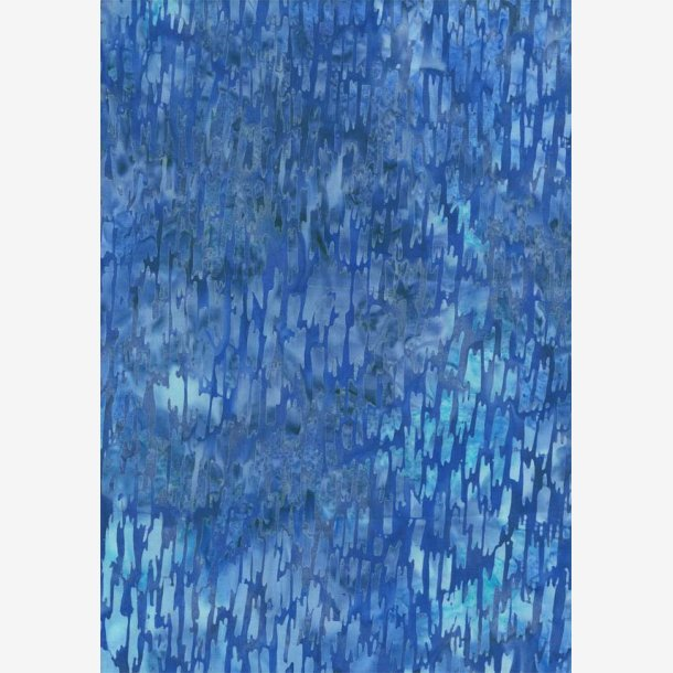 Blå tone-i-tone - streger
