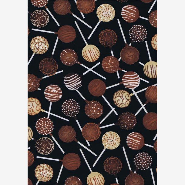 Chokolader på sort