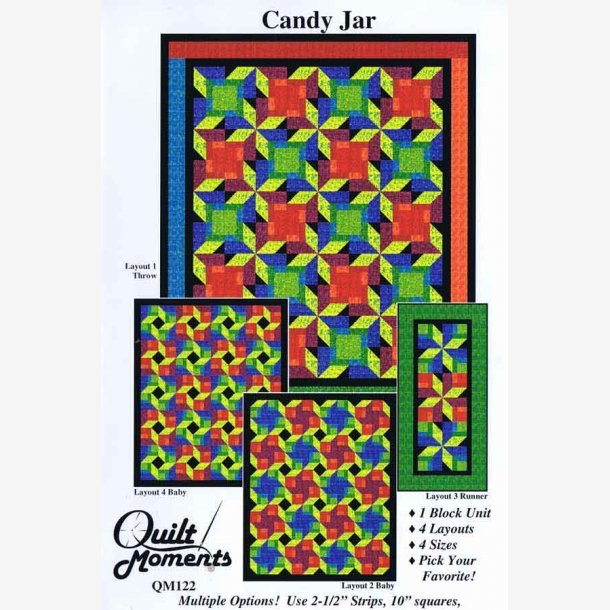 Candy Jar Pattern