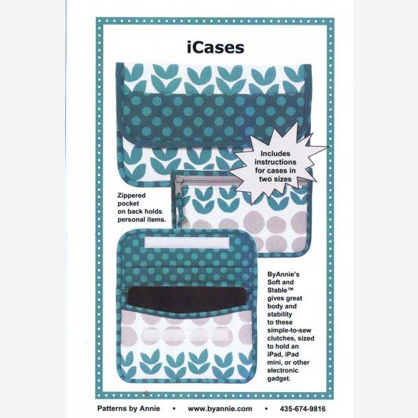 iCases - mønster til taske til iPads