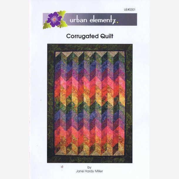 Corrugated Quilt