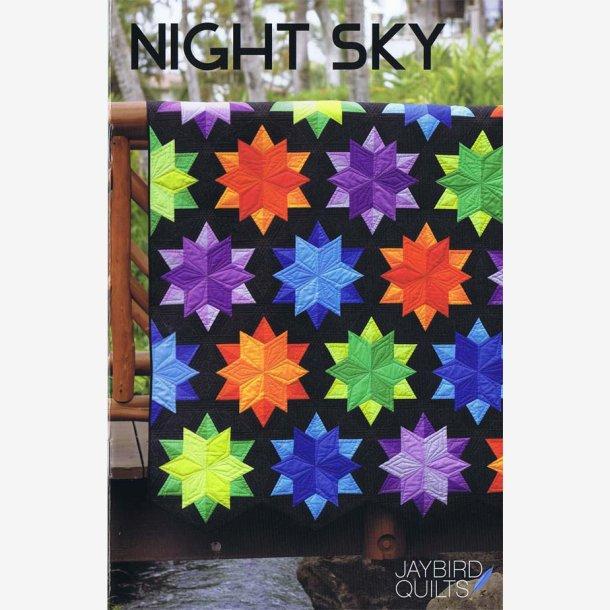 Night Sky - mønster