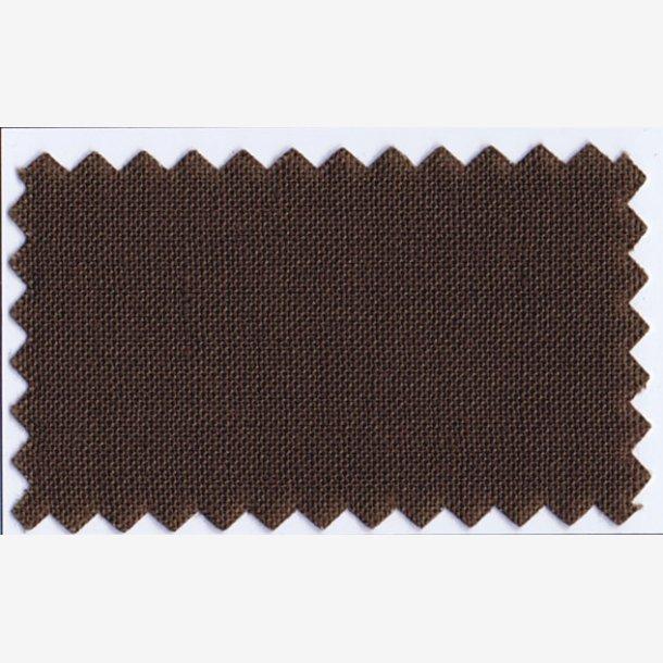 Chokoladebrun - Ensfarvet