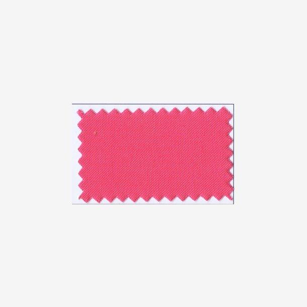 Stærk pink/orange - Ensfarvet