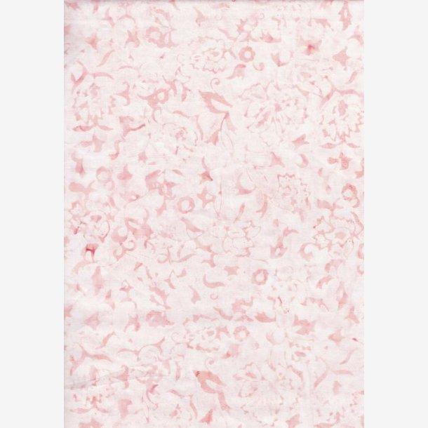 Lys pink tone-i-tone batik