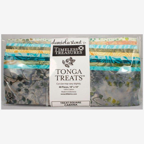 Tonga Treats - Cabana - kvadrater