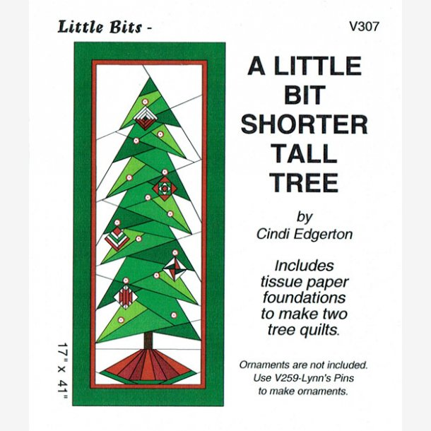 Ophæng med juletræ - lille